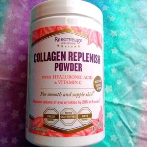 ReserveAge Collagen Replinish Powder 8.25oz